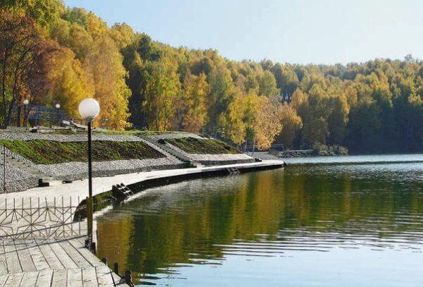 озеро ая алтайский край